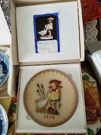 Christmas Hummel plates, porcelain figurines, more South Daytona, 32119
