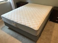 Serta Queen Size Mattress Set Morristown, 07960