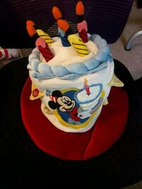 A Mickey Mouse birthday had with batteries Columbus, 43232