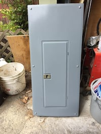 200 amp combination panels 40/80 circuit Vancouver, V6N 2A8