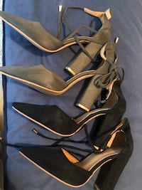 Two pairs of Heels- size 8