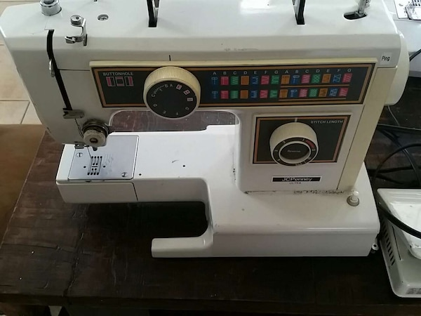 Used Jcpenney Ultra Sewing Machine For Sale In Las Vegas Letgo Unique Jcpenney Sewing Machine