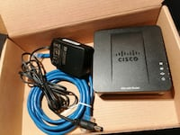 Cisco SPA122 Small Business ATA with Router Richmond