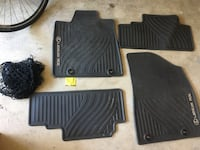 Immaculate - Lexus All Weather Mats Set of Four fits RX350/450 from 2010-2015 Alexandria, 22314