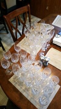 31 beautiful wine and champagne glasses Sussex County