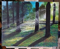 Local Art, Sleeping Forest Holiday