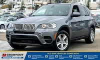 2011 BMW X5 50i One Owner Accident Free CALGARY