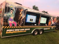 Awesome Video Game Truck Rental (We Deliver The Fun To Your House)