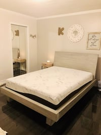 El Dorado- Queen Platform Bed Miami, 33172