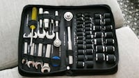 Brand new tool kit. Never been used.  723 km