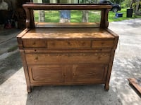200 year old antique buffet Melbourne, 32901