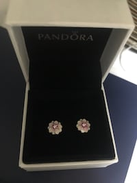 Pandora Magnolia Bloom Earrings  Vaughan, L4L 5P9