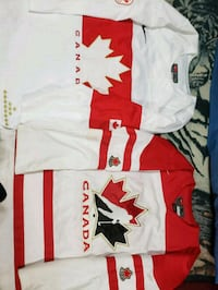Various Team Canada and Pittsburgh Penguins jersey Welland, L3B 1N8