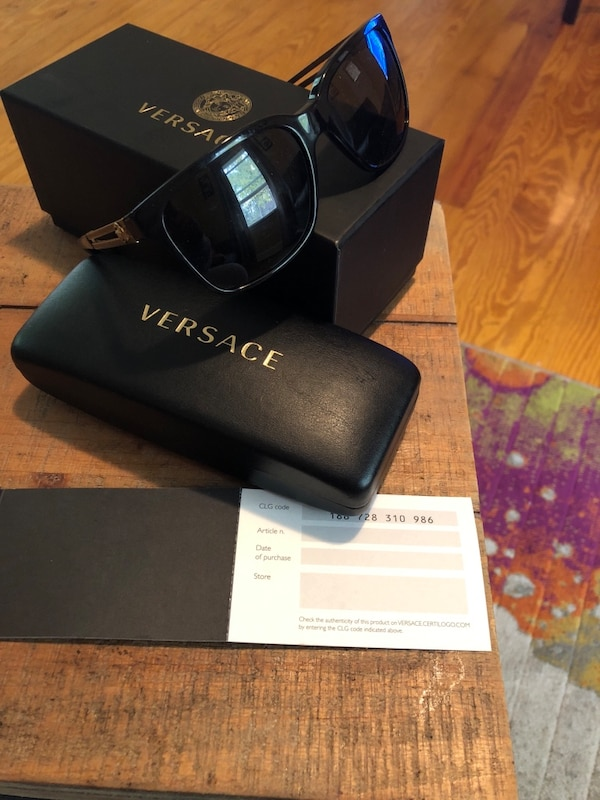 c1b43ad315a Used Authentic Versace Men s Sunglass for sale in Stone Mountain - letgo