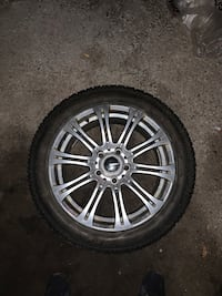 17in rims with toyo winters Toronto, M1J 1M8