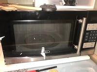 black and gray microwave oven Louisville, 40207