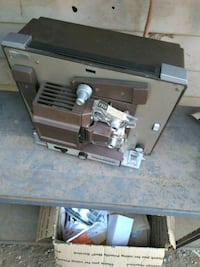 1960s projector Porterville, 93257