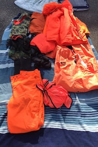 Hunting pants/jacket etc
