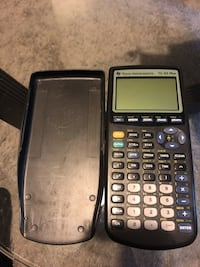 TI - 83 Plus Calculator Edmonton, T5L 0A9