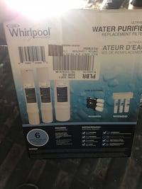 Water purifier whirlpool filters model whambs5 and whemb40  Lakeland, 33810