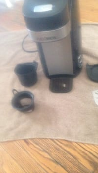 Coffee maker with attachments ( re usable ) Kingston, K7K 4S6