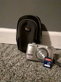 Camera with 16gb disk ans case Chesterfield, 23832