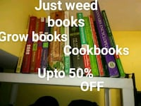 Brand new Cannabis related books  Brampton