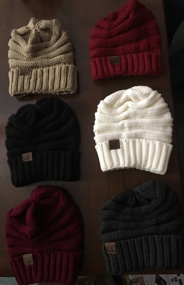c2219bb59beab Used CC Beanie Hats for sale in Tiny - letgo