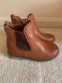 Girls Leather Boots by Next UK Size 11 (US size 12) Falls Church, 22043