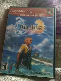 Final Fantasy X PlayStation 2 Wilson, 27893