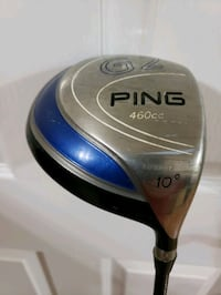 Pre-owned Ping G2 Driver Golf Club 10° Indianapolis, 46254