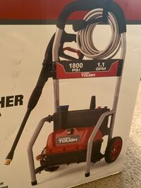 Electric Pressure Washer Mission, 78572