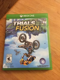 Trials fusion Xbox one Ottawa, K1T 4B7