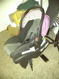 baby's black and pink stroller Dallas, 75248