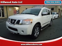 2010 Nissan Armada Platinum 4WD Falls church