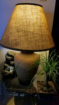 Table lamps ( pair)