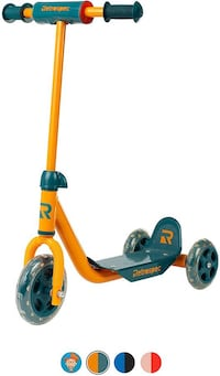 RETROSPEC CHIPPY 3-WHEEL KICK SCOOTER FOR KIDS, TODDLERS, GIRLS AND BOYS