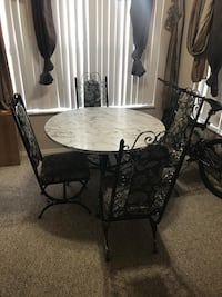 Dining table with 4 chairs Orlando, 32811