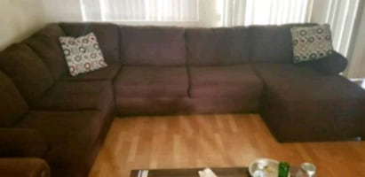 Ashley's sectional