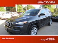 2016 Jeep Cherokee for sale Owings Mills