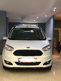 Ford - Courier - 2016 Mezitli, 33330