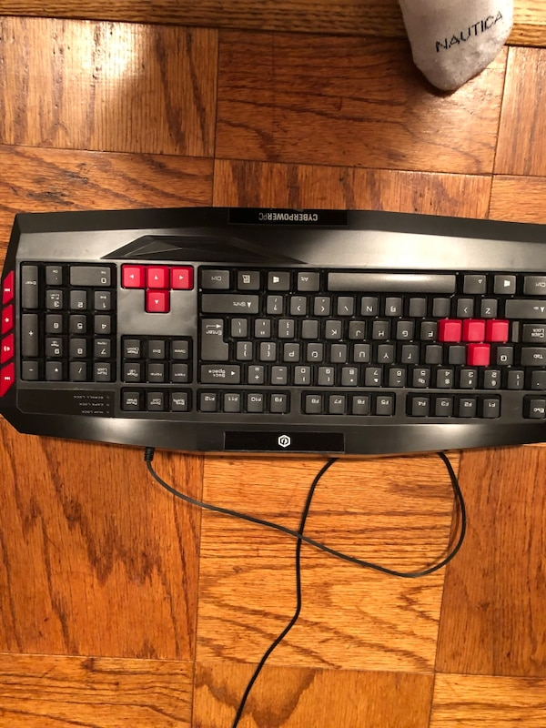 Gaming Keyboard Membrane Keys