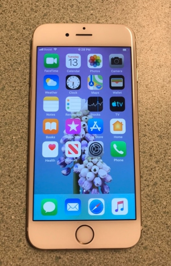 Boost Mobile iPhone 6 32 GB (comes with Box & Charger) NOT FOR TRADE