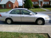 6th gen. silver Honda Accord sedan Hagerstown, 21740