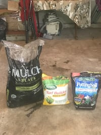 SCOTTS FERTILIZER BLACK MULCH MARBLE CHIPS Porter Corners, 12859