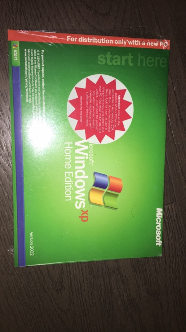 Windows XP startup disk collectors item 82a992b8-10d8-444b-aafa-a9c2029d97cc