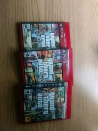 Grand theft auto for ps3 Kentwood, 49548