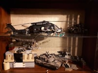 call of duty ghost army set toy collection