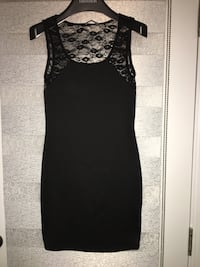 Beautiful Tight Black Dress with Lace Top Vaughan, L6A 4W8