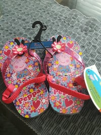 Toddler size 10 shoes- 3 pairs